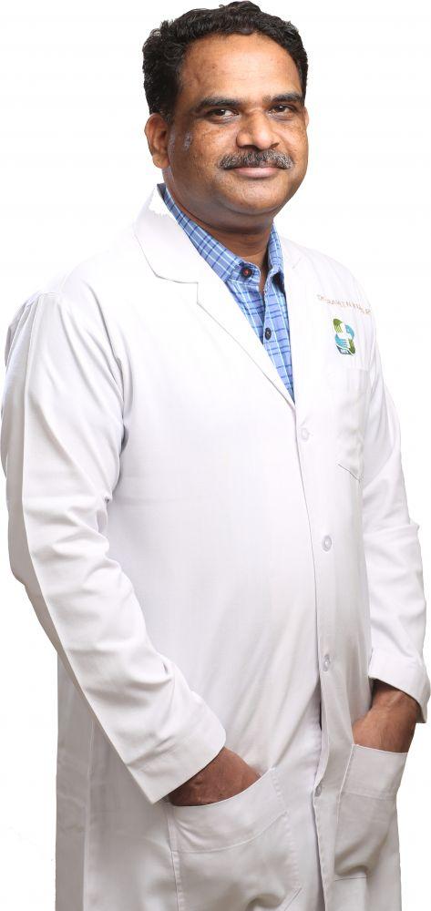 Dr. Praveen Kumar