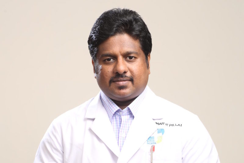 Dr. Arunkumar Ravi Pillai