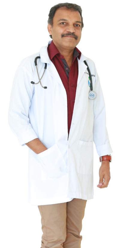 Dr.Paul K Abraham