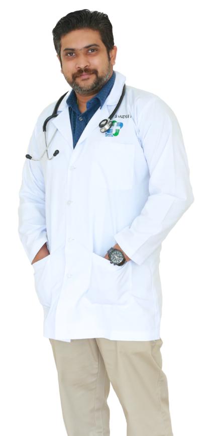 Dr.Sandeep Zacharia Ullas