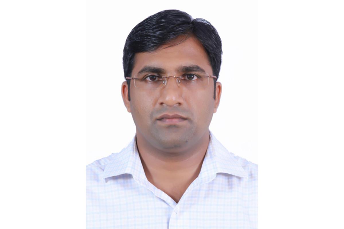 Dr. Shantesh B. K