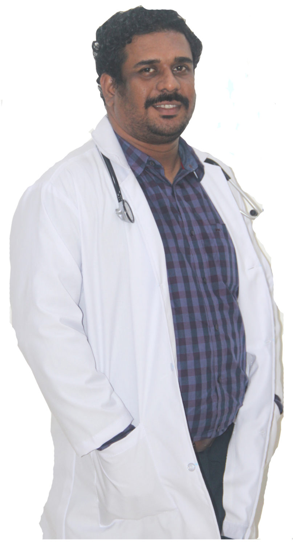 Dr. Arjun Suresh